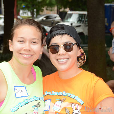 Bunnies 37 at The Wortham Center Fish Plaza <br><small>March 27, 2016</small>