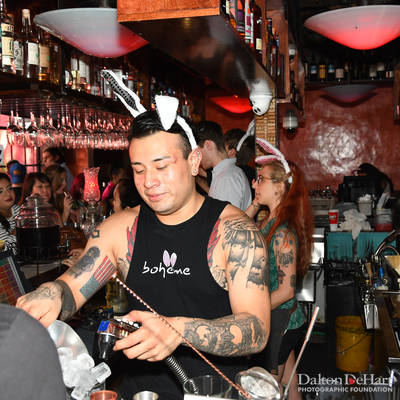 Bunnies In Heat 2016 at Bar Boheme <br><small>Sept. 18, 2016</small>