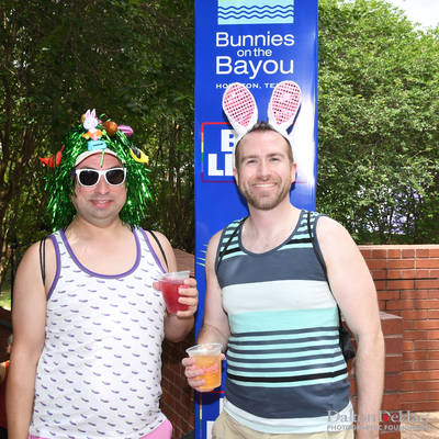 Bunnies 38 at The Wortham Center Fish Plaza <br><small>April 16, 2017</small>