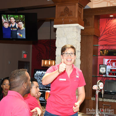 Check Presentation at Anheuser-Busch Brewery <br><small>June 11, 2017</small>