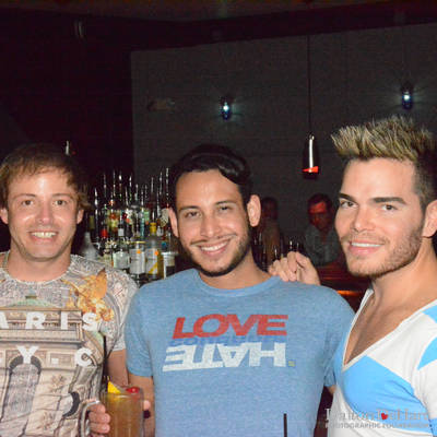 Pride Superstar Round 1 with Adore Delano <br><small>May 5, 2015</small>