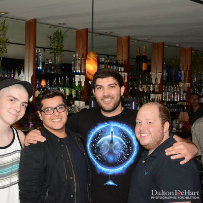 Pride Superstar Round 2 at Meteor <br><small>May 12, 2015</small>