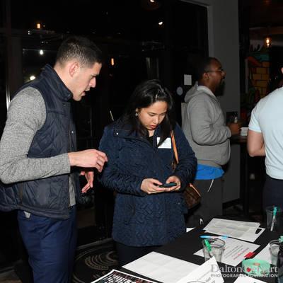 Lambda Nextgen 2019 - January 2019 Happy Hour At Revelry On Richmond  <br><small>Jan. 29, 2019</small>