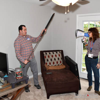 Fran & Kim Watson 2019 - House Warming At Their New Home  <br><small>Feb. 9, 2019</small>