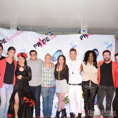Pride Superstar Round 6 at Meteor <br><small>June 9, 2015</small>