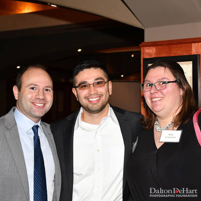 Hcdla 2019 - February 2019 Cle Luncheon With Mustafa Tameez - ''What Does The 2018 Election Mean For The 2020 Election'' At Churrascos River Oaks  <br><small>Feb. 12, 2019</small>