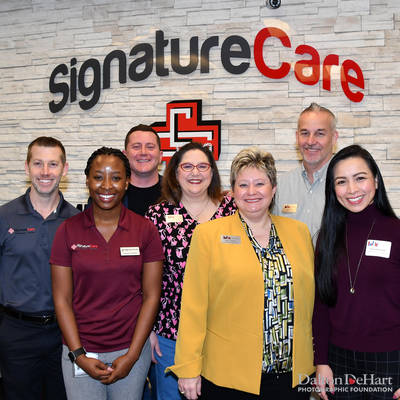 Greater Houston LGBT Chamber 2019 - February 2019 ''Brewing Up Business'' At Signaturecare Emergency Center - Heights  <br><small>Feb. 13, 2019</small>
