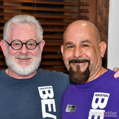 Houston Bears 2019 - Check Presentation To Gcam & Hiv & Aging Coalition At Theo'S  <br><small>Feb. 13, 2019</small>