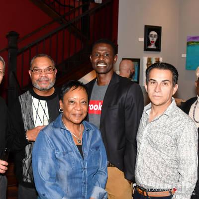 Ronnie Queenan - Artist Reception At Urban Eats  <br><small>Feb. 16, 2019</small>