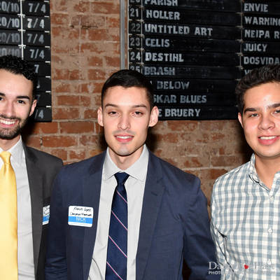 Nick Hellyar For District C Houston City Council  - Campaign Kick Off At Mongoose Versus Cobra  <br><small>Feb. 18, 2019</small>