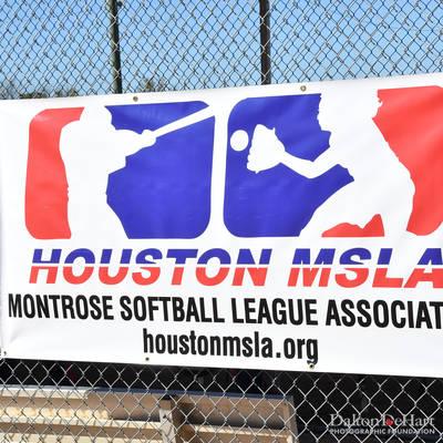 Msla 2019 - Montrose Softball League Association - Softball Play  <br><small>Feb. 24, 2019</small>