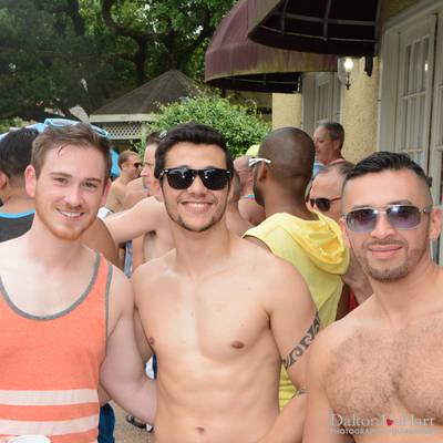 Salvation Pool Party at The Morty Rich Hostel <br><small>June 21, 2015</small>
