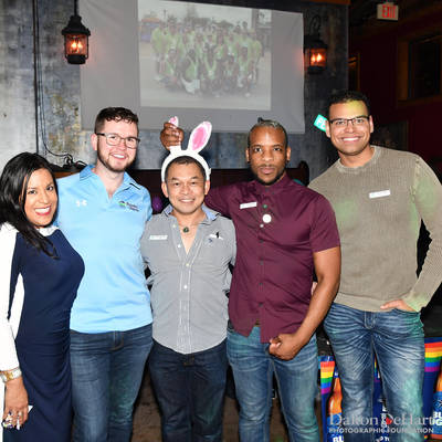 Bunnies On The Bayou 2019 - Announcement Of Bunnies 40 Benefiting Projects At Pearl Bar  <br><small>Feb. 26, 2019</small>