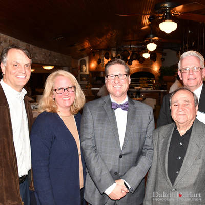 Judge Jerry Simoneaux, Probate Court #1 Fundraising Reception At Vincent'S  <br><small>Feb. 28, 2019</small>