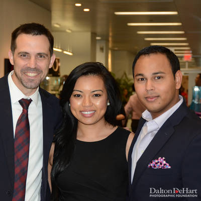 Rock the Runway Fashion Show at Audi Central <br><small>June 25, 2015</small>