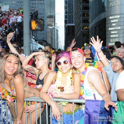 Pride Festival and Pride Parade 2015 <br><small>June 27, 2015</small>