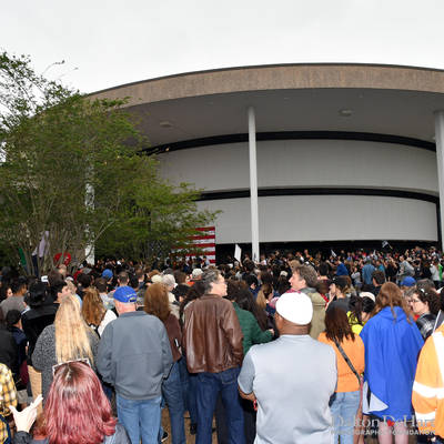 Beto For America 2019 - Campaign Kickoff At Texas Southern University  <br><small>March 30, 2019</small>