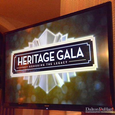Heritage Gala 2015 Crystal Ballroom at The Rice <br><small>Aug. 21, 2015</small>