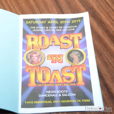 Roast-And-Toast Rusty Mueller  <br><small>April 20, 2019</small>