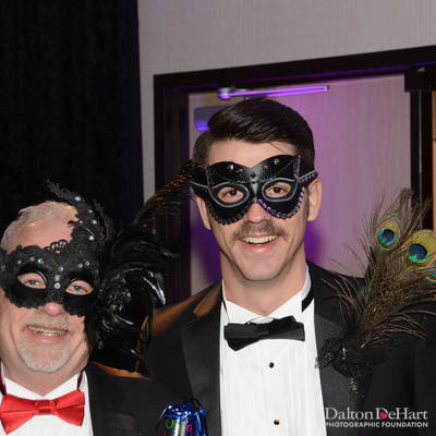 Lumiere Nouveau - A New Year's Masquerade at The Ensemble Theatre <br><small>Dec. 31, 2015</small>
