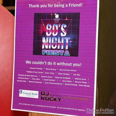 Lazarus House 2019 - 80'S Night Fiesta At Joystix Classic Games & Pinballs  <br><small>May 4, 2019</small>
