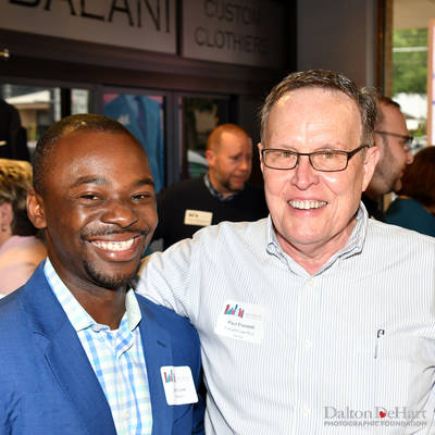 Greater Houston LGBT Chamber 2019 - ''Brewing Up Business'' At Balani Custom Clothiers  <br><small>May 8, 2019</small>