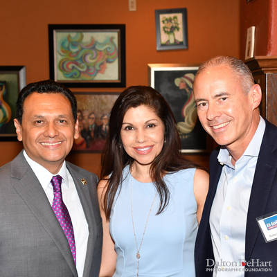 Sheriff Ed Gonzalez 2019 - Fundraising Reception At Patrenella'S  <br><small>May 15, 2019</small>