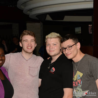 Pride Superstar Round 2 at Meteor <br><small>May 18, 2016</small>