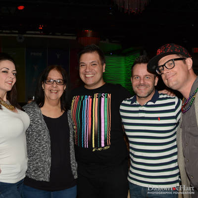 Pride Superstar Round 4 at Meteor <br><small>June 1, 2016</small>