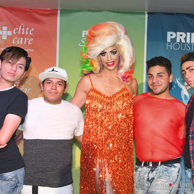 Pride Superstar Round 6 with Guest Judge Alyssa Edwards at Meteor <br><small>June 15, 2016</small>