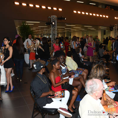 Rock the Runway Fashion Show at Audi Central <br><small>June 23, 2016</small>