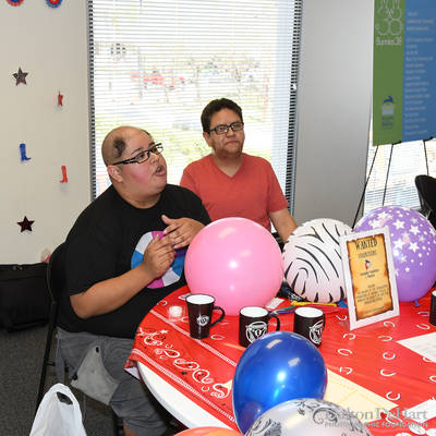 Volunteer Fair at The Montrose Center <br><small>Feb. 25, 2017</small>