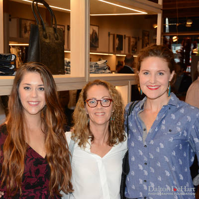 Boot Scootin' Extravaganza at Lucchese <br><small>Sept. 17, 2015</small>