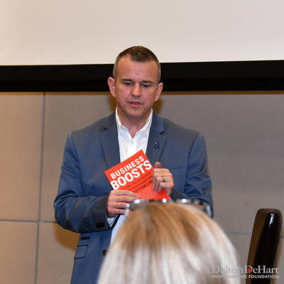 Comcast Meet-And-Greet With Author Mark David Gibson - Partner With Greater Houston LGBT Chamber <br><small>Jan. 16, 2019</small>