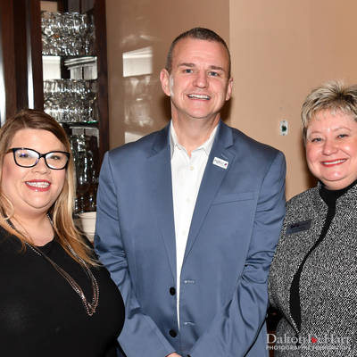 Greater Houston LGBT Chamber 2019 - January 2019 Brewing Up Business Special Edition - Mark David Gibson At Maggiano's Little Italy <br><small>Jan. 16, 2019</small>