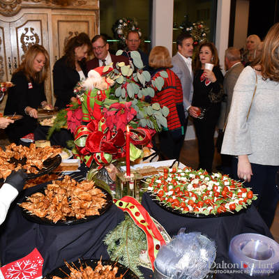 Lori Hood & Kathy Griffin 2018 - Christmas Soiree <br><small>Dec. 16, 2018</small>