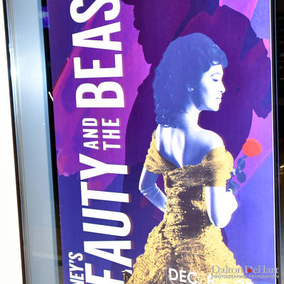 ''Beauty and The Beast'' - Out At Tuts Sponsored By Tuts & Outsmart Magazine at The Hobby Center <br><small>Dec. 12, 2018</small>