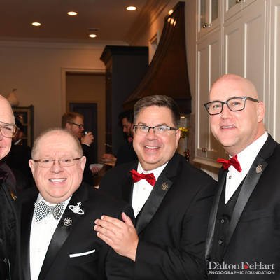 Diana Foundation 2018 - Holiday Party at The Home Of Richard Holt & Mark Mcmasters <br><small>Dec. 15, 2018</small>