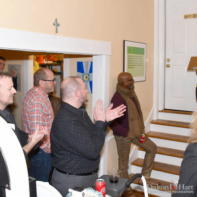 Lazarus House 2019 - Aids Walk 2019 Kickoff at Lazarus House <br><small>Jan. 30, 2019</small>