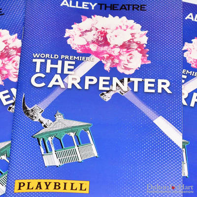 ''The Carpenter'' - Actout at The Alley Theatre <br><small>Jan. 31, 2019</small>