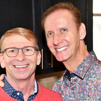 Outreach United 2019 - Kickoff Party at The Home of Gary Wood & Bryant Johnson-Wood <br><small>Jan. 27, 2019</small>