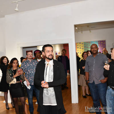 Qollective Self Exploration Arty Opening  <br><small>Feb. 2, 2019</small>