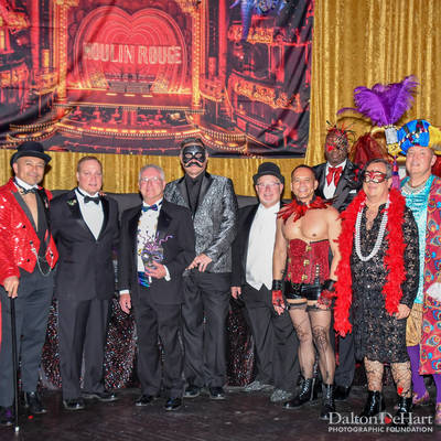Mystery & Fantasy Mardi Gras Party 2019 - ''Moulin Rouge'' At Rich'S  <br><small>Feb. 23, 2019</small>