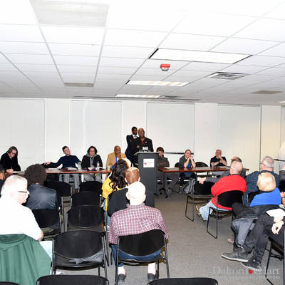 Houston LGBT Caucus 2019 - March 2019 Meeting At The Montrose Center <br><small>March 6, 2019</small>