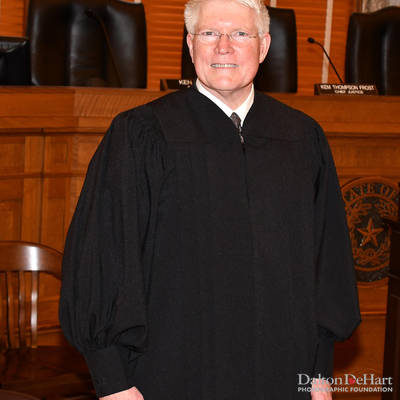 Justice Jerry Zimmerer, 14Th Court Of Appeals, Investiture At Courthouse & Celebration At Hearsay  <br><small>March 5, 2019</small>
