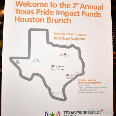 Texas Pride Impact Funds Houston Brunch, Connecting LGBTQ Texas Through Philanthropy - La Griglia <br><small>March 24, 2019</small>