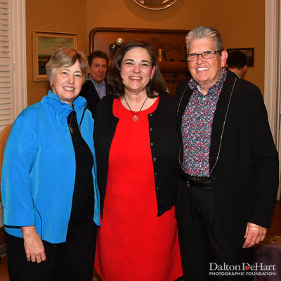 Reception For Jolie Justus, Kansas City Mayoral Candidate - Victory Fund At The Home Of Annise Paker & Kathy Hubbard  <br><small>March 12, 2019</small>