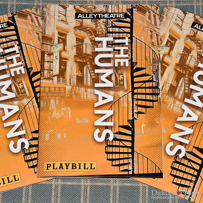 ''The Humans'' - Actout At The Alley Theatre  <br><small>March 7, 2019</small>