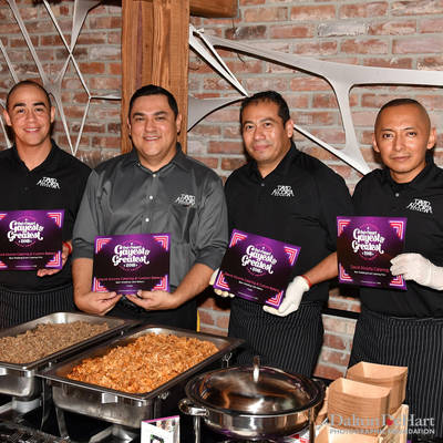 Outsmart Magazine 2018 - Annual Gayest And Greatest Awards At Jr'S Bar And Grill  <br><small>Oct. 17, 2018</small>