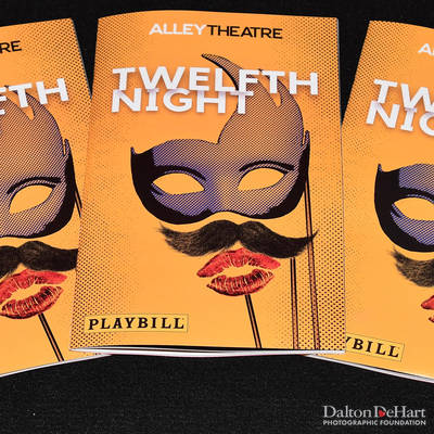 Alley Theatre 2018 - ''Twelfth Night'' - Actout At The Alley Theatre  <br><small>Oct. 18, 2018</small>